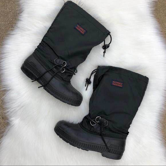 Vintage Sorel Kaufman Made in Canada snow boots